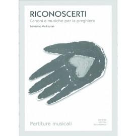 CD RICONOSCERTI PARTITURE MUSICALI